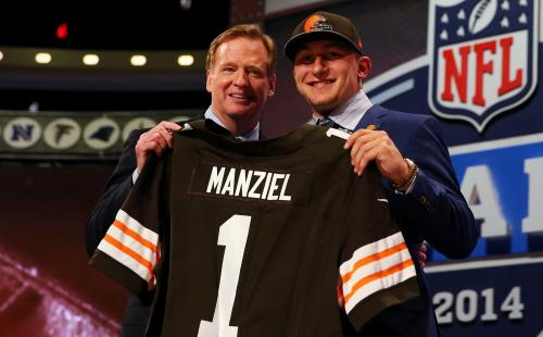 Baffoe: Browns & Order — A Look Into The Cleveland Draft Room