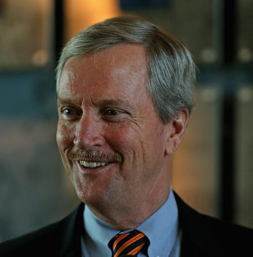 Bears Owner George McCaskey Shoved At Game By Saints Fan