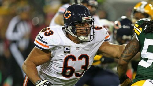 Bears Sign Roberto Garza To 1-Year Extension