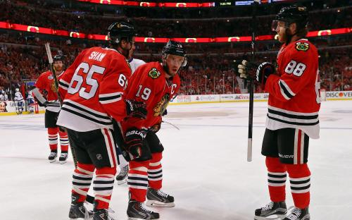 Blackhawks Depth Chart: New Faces Dot Chicago's Roster