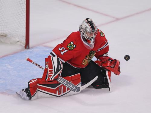 Blackhawks Hand Coyotes 6th Straight Loss With 6-1 Victory