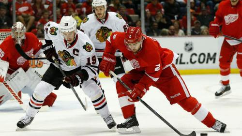 Blackhawks' Lack of Scoring a Team Problem