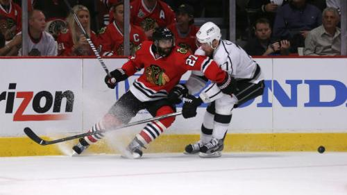 Blackhawks Player Evaluations: Johnny Oduya