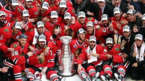 Blackhawks To Open Training Camp On Sept. 18 At Notre Dame