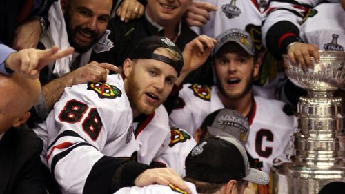 Blackhawks To Start Training Camp at Notre Dame