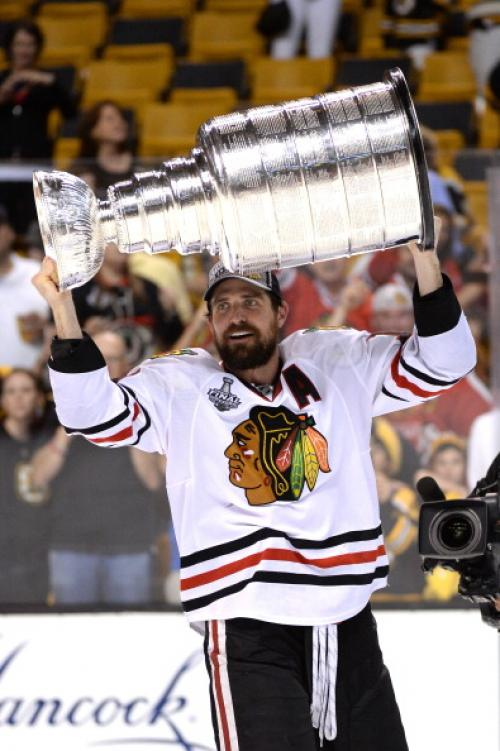 Blackhawks Trade Patrick Sharp To Dallas Stars