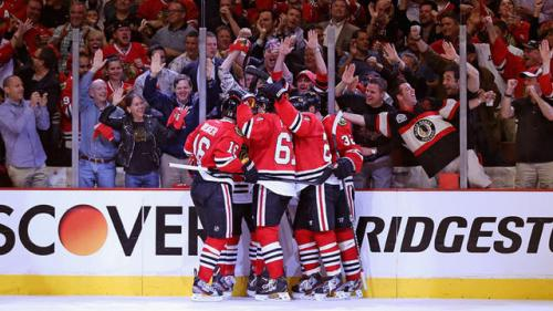 Blackhawks TV Ratings Exploding in Playoffs