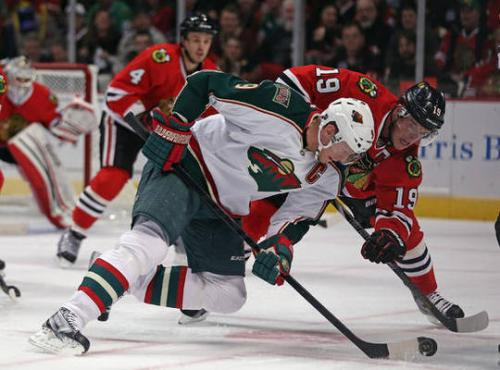 Blackhawks vs. Wild: Season Series Review