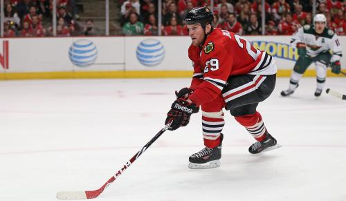 Bryan Bickell Clears Waivers, Remains With Blackhawks