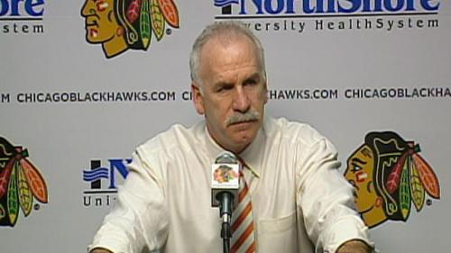 Coach Q Gets Knee-Capped by Bosses