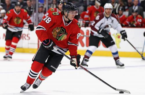 DiCaro: How NOT To Talk About The Patrick Kane Rape Allegations