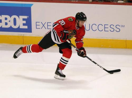 Did Benching Talk Straighten Out Brandon Saad?