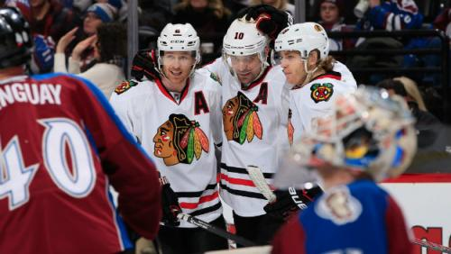 Emma: Blackhawks Can Be Counted On Come Playoff Time