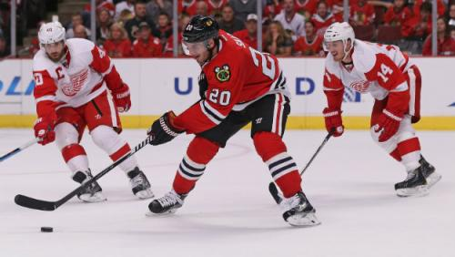 Emma: Rivalry With Red Wings Lacking For Blackhawks