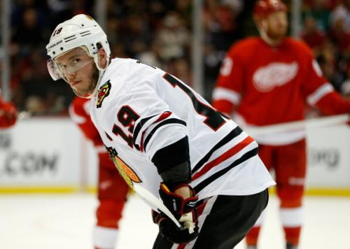 Hoge: Blackhawks' Comeback Won't Happen Without Toews