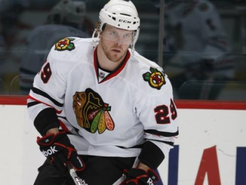 Hoge: Blackhawks Going 'Greasy' With Bickell On Power Play