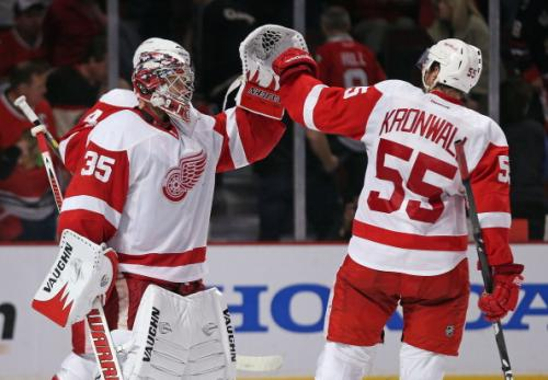 Hoge: Door Opens For Red Wings After Poor Effort By Blackhawks