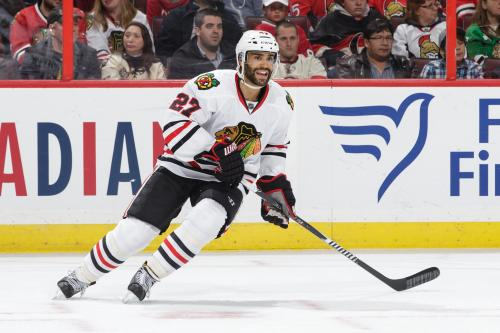 Johnny Oduya Signs 2-Year Deal With The Dallas Stars