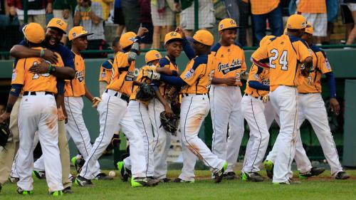 LLWS: Jackie Robinson West's Blockbuster TV Weekend Ratings