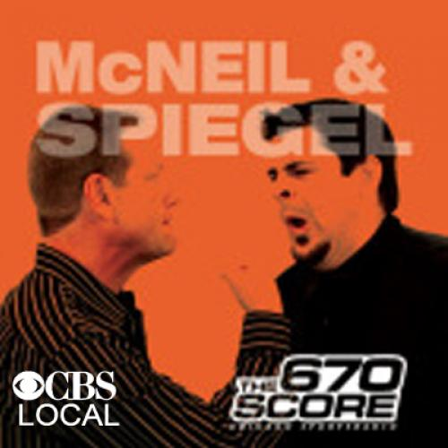 Mac & Spiegs Agenda 5/5: Blackhawks, Bickell, Cubs-Sox And NFL Draft Week (Finally!)
