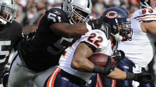Matt Forte Upset Over Michael Bush Signing