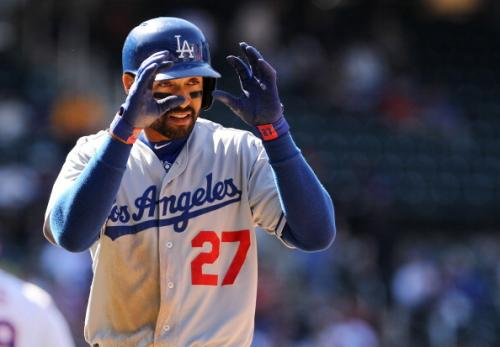 Matt Kemp To Donate $1,000 For Every Home Run To Oklahoma Tornado Victims