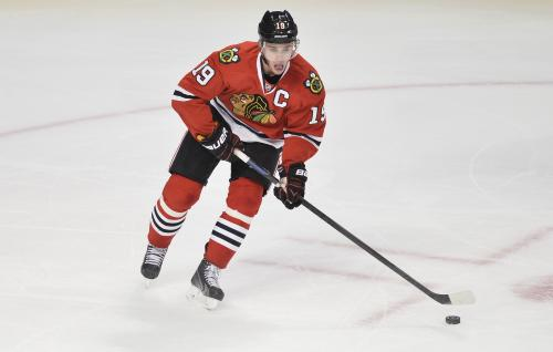 New-Look Blackhawks Aiming For Historic Title