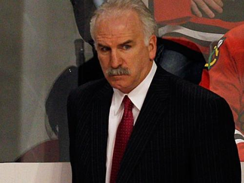 Quenneville Named Jack Adams Award Finalist