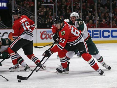 Recap: Three Reasons the Hawks Beat the Wild