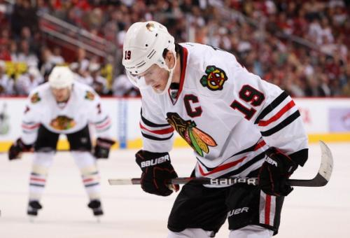 Rozner: Should Toews Sit For The Rest Of The Season?