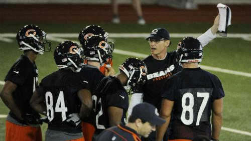 Trestman Brings Changes to Bears Training Camp