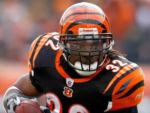VIDEO: Cedric Benson Auditions For NFL Job With Workout Video